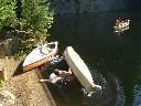 Utopená dáma